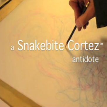 VIDEO: SNAKEBITE PERSONAL TATTOO PROCESS